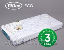 Матрас в кроватку PLITEX ECO LIFE (119х60х12см) ЭКФ-01