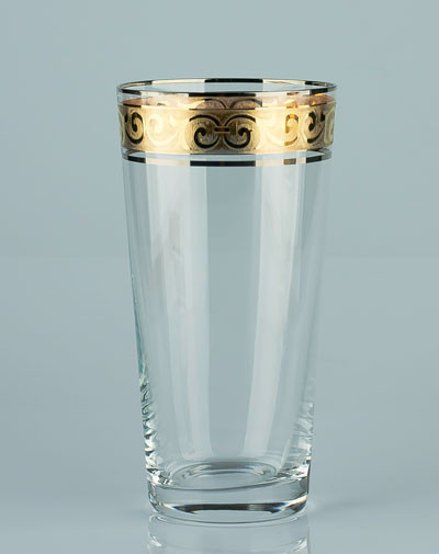 Стакан Jive 400мл вода 6шт. богемское стекло, Чехия 25229-Q8101-400. Алматы