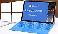 Microsoft выпустила обновления Windows 10 Creators