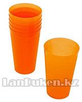 Набор стаканов для сока 0,4 л 6 штук 15006 (003)