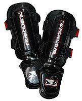Щитки на ноги для кикбоксинга, фото 1