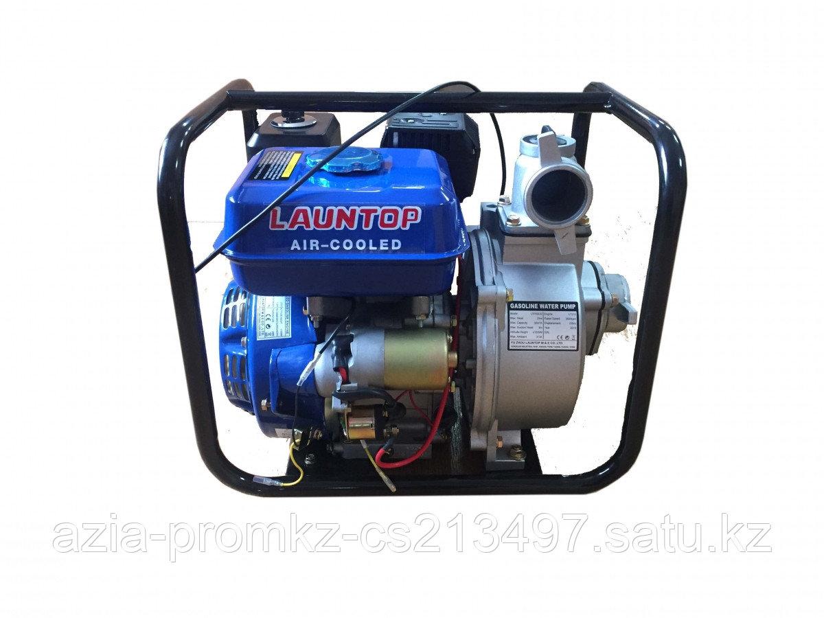 Бензиновый насос  для грязной  воды LTWT 80C