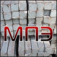 Квадрат сталь жаропрочная стальной горячекатаный ГОСТ 2591-2006