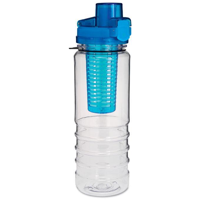 Пластиковая фляга для воды