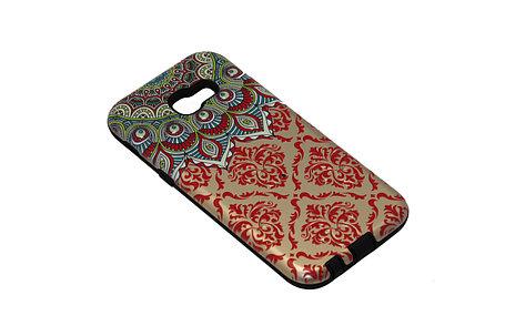Чехол Силикон Черный с Рисунком iphone 7, фото 2