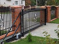 Изготовление ворот с электроприводом в Алматы