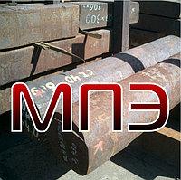 Поковка сталь 12Х2Н4АШ2 круглая стальная штампованная ГОСТ 7505-89 кованая заготовка круг стальной