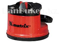 Точилка для затачивания ножей любого типа, на присоске MATRIX 79105 (002)