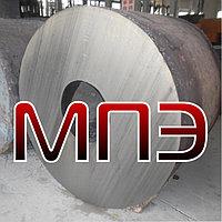 Поковки сталь 55Х круглые стальные штампованные ГОСТ 7505-89 кованая заготовка поковка стальная