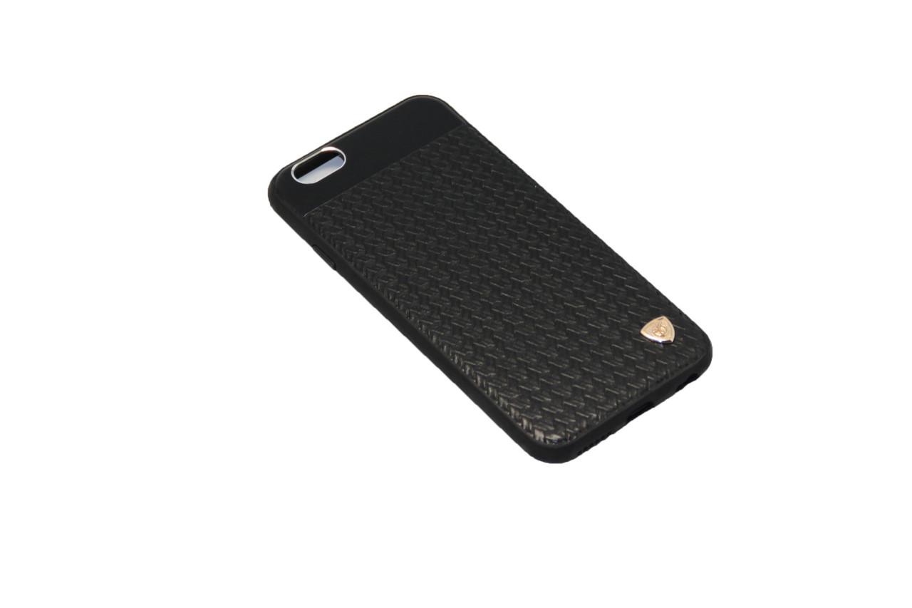 Чехол Yesido Metal Силиконовый iPhone 6