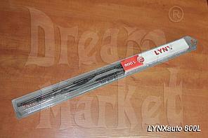 """Каркасная щетка стеклоочистителя 24"""" (дворник каркасный 600 мм) Lynx L600"""
