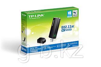 TP-Link Archer T4U AC1200 Беспроводной двухдиапазонный сетевой USB-адаптер /