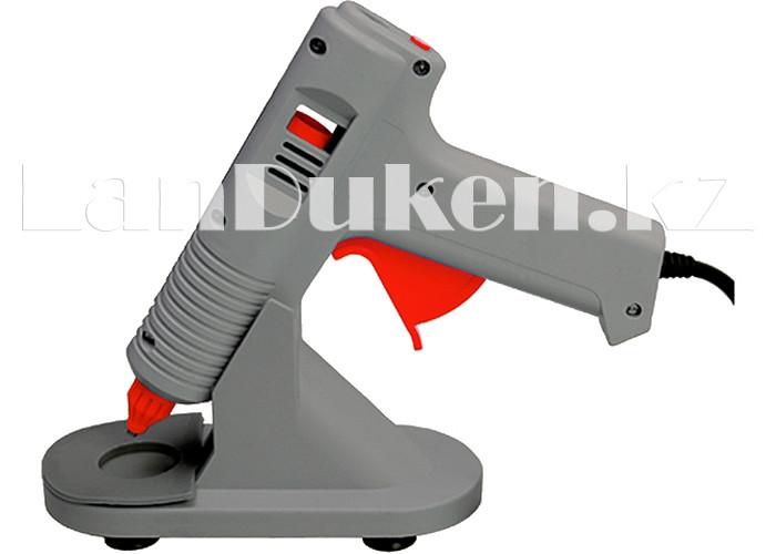 Клеевой пистолет с регулировкой температуры и подставкой 70W - 220V MATRIX 930085 (002)