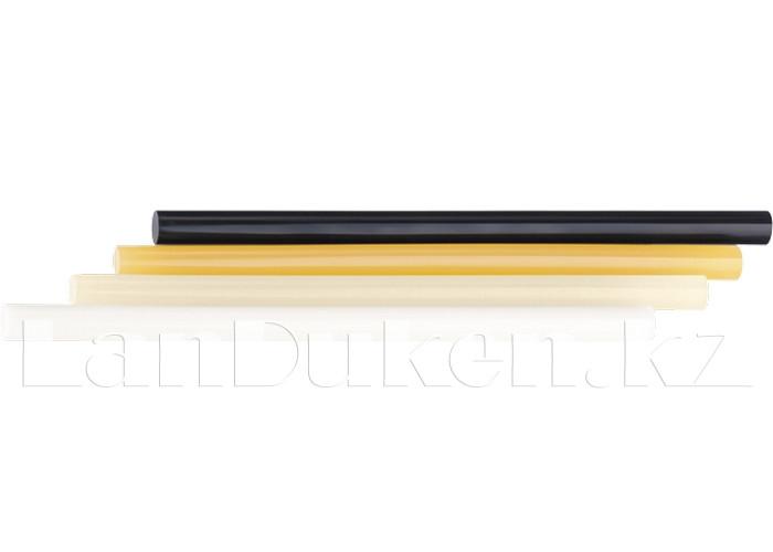Клеевые стержни для пистолета прозрачные 7 мм длина 15 см, 6 шт MATRIX 930710 (002)