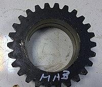 Колесо зубчатое (шестерня) верхнее КС-3577-2.14.106. КОМ МАЗ КС3577, 3574, 35714. Шестерня коробки, фото 1