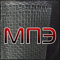 Нержавеющая тканая сетка 3.0х3.0х0.6 стальная металлическая фильтровая проволочная плетеная из нержавейки