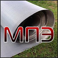 Сетка П200-12Х18Н10Т-1 ГОСТ 3187-76 номинальный диаметр проволоки основы / утка 0.18/0.12 мм нержавеющая