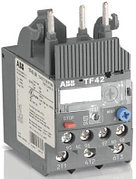 Тепловые реле перегрузки ABB, серия TF 0,10 до 38 А