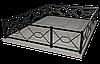 Металлические ограды —  изготовление в Алматы