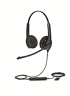 Проводная гарнитура Jabra BIZ 1500 Duo USB (1559-0159), фото 1
