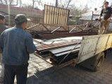 Навес из металла в Алматы, фото 4