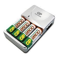 Стандартные зарядные устройства для аккумуляторов