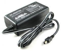 Сетевые адаптеры для видеокамер и фотоаппаратов