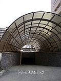 Навесы из поликарбоната, фото 3