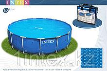 Тент Intex  солнечный для бассейна диаметр 244см