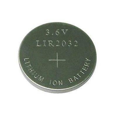 Аккумулятop 3,6v LIR2032