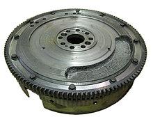 238-1005115-Л Маховик 2-дисковое сцепление МАЗ, УРАЛ, КРАЗ 132 зуб. н/о ЯМЗ-238