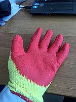 Перчатки пена 2 желтый, фото 1