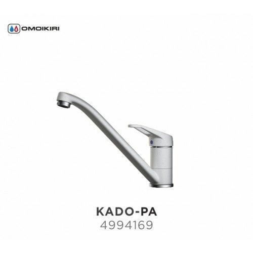 Смеситель OMOIKIRI KADO-PA (4994169), ПАСТИЛА/ХРОМ