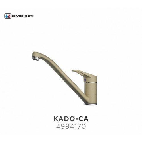 Смеситель OMOIKIRI KADO-CA (4994170), КАРАМЕЛЬ/ХРОМ