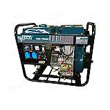 Дизельный генератор Alteco ADG-7500 TE, 5кВт, фото 2