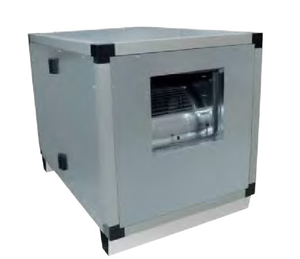 Канальный вентилятор VORT QBK POWER 9/9 2V 0,75