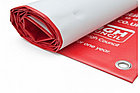 Баннер 300гр МАТОВЫЙ 3.2мх50м плетение нитей  200*300, фото 2