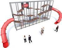 Игровой лабиринт Перевал, фото 1