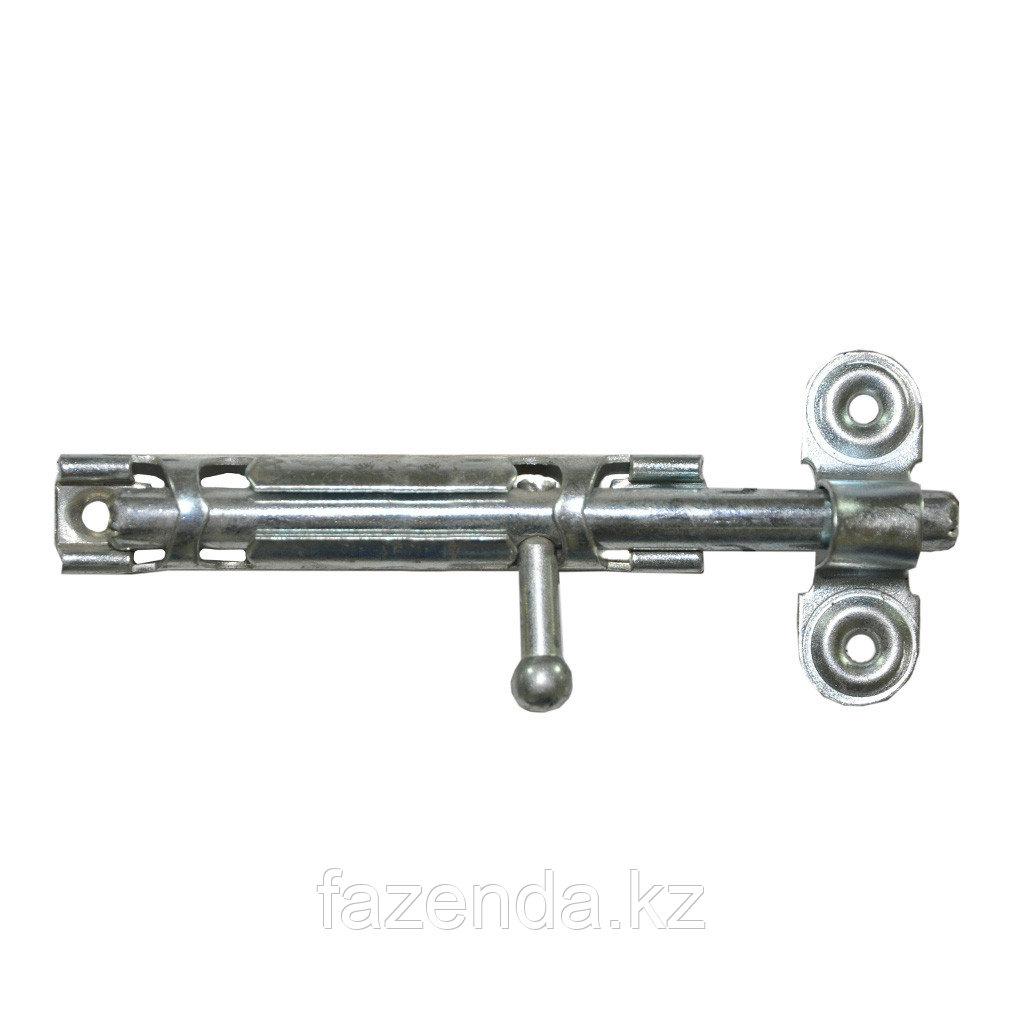 Шпингалет накладной стальной