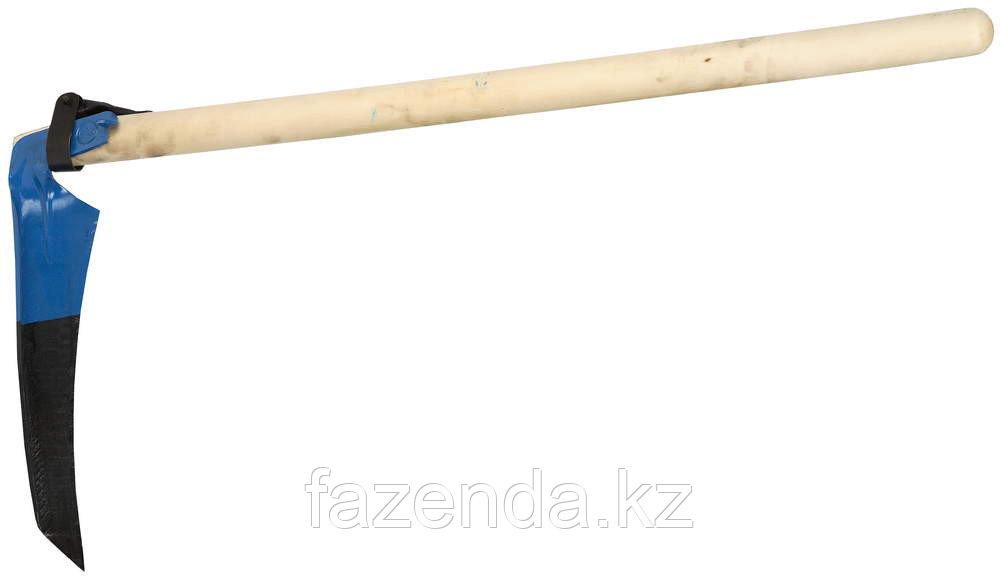 Коса Секач деревянная + черенок
