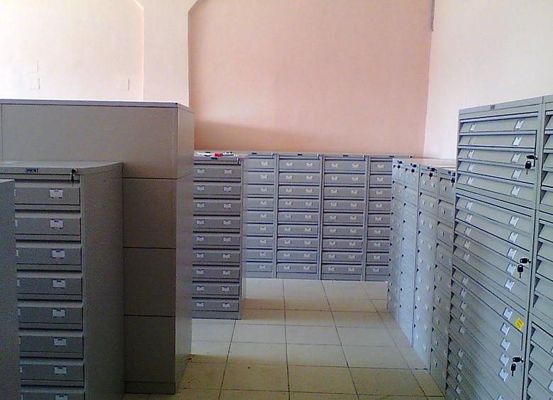 Организация хранения документации в Назарбаев Университет 1