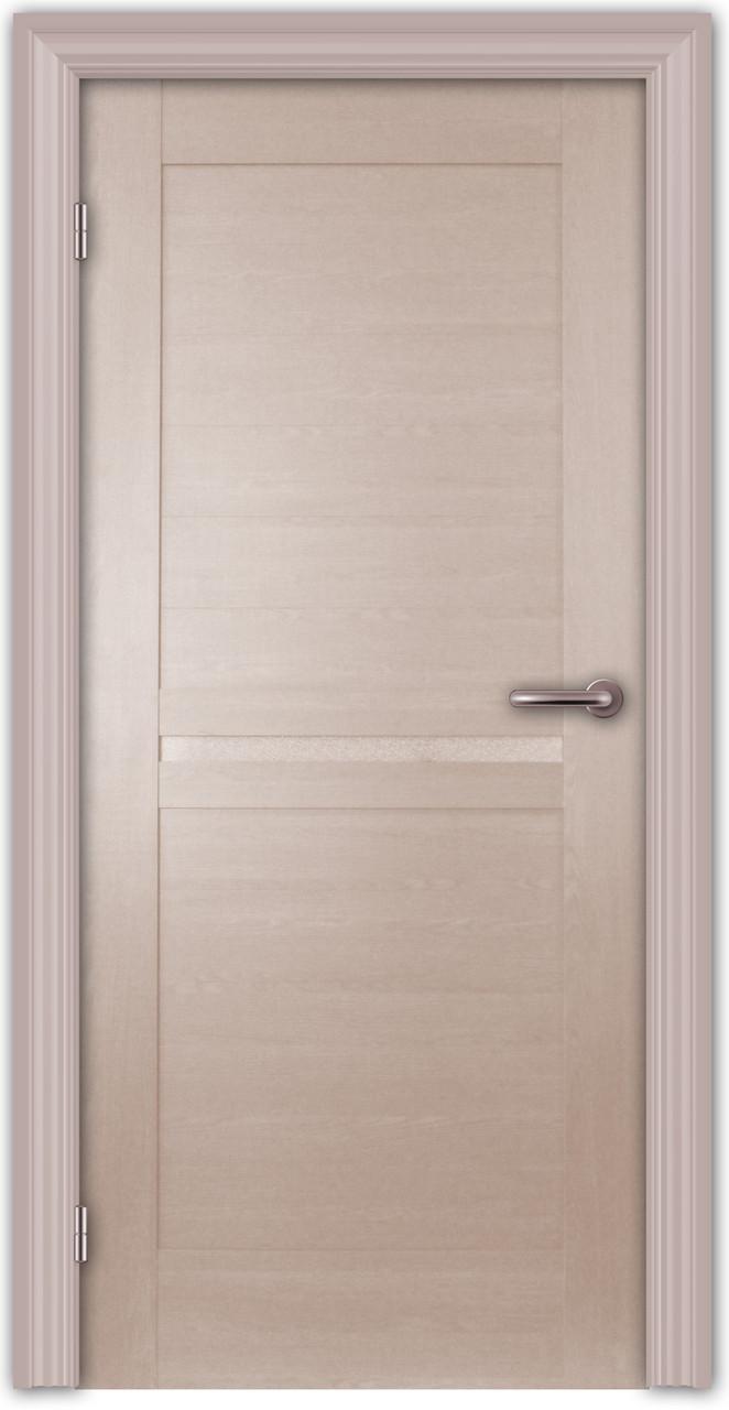 Дверь межкомнатная МДФ со стеклом