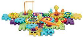 Детский конструктор Funny Bricks 81 предмет