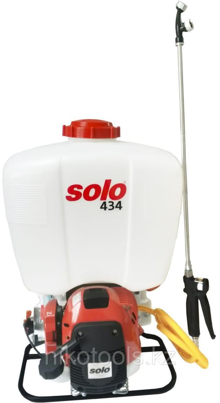 Опрыскиватель бензиновый (мотоопрыскиватель) Solo 434