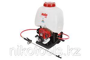 Опрыскиватель бензиновый (мотоопрыскиватель) Solo 433 H