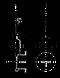 Задвижка стальная 30с964нж клиновая с выдвижным шпинделем фланцевая с электроприводом, фото 4