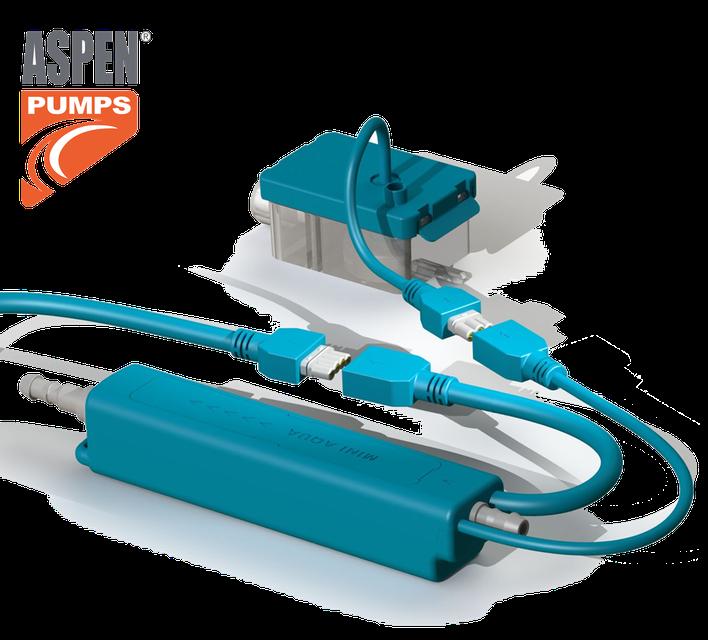Дренажный насос для бытовых кондиционеров Aspen Mini Aqua