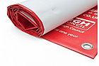 Матовая баннерная ткань (340гр.) 3,2м х 50м, фото 2