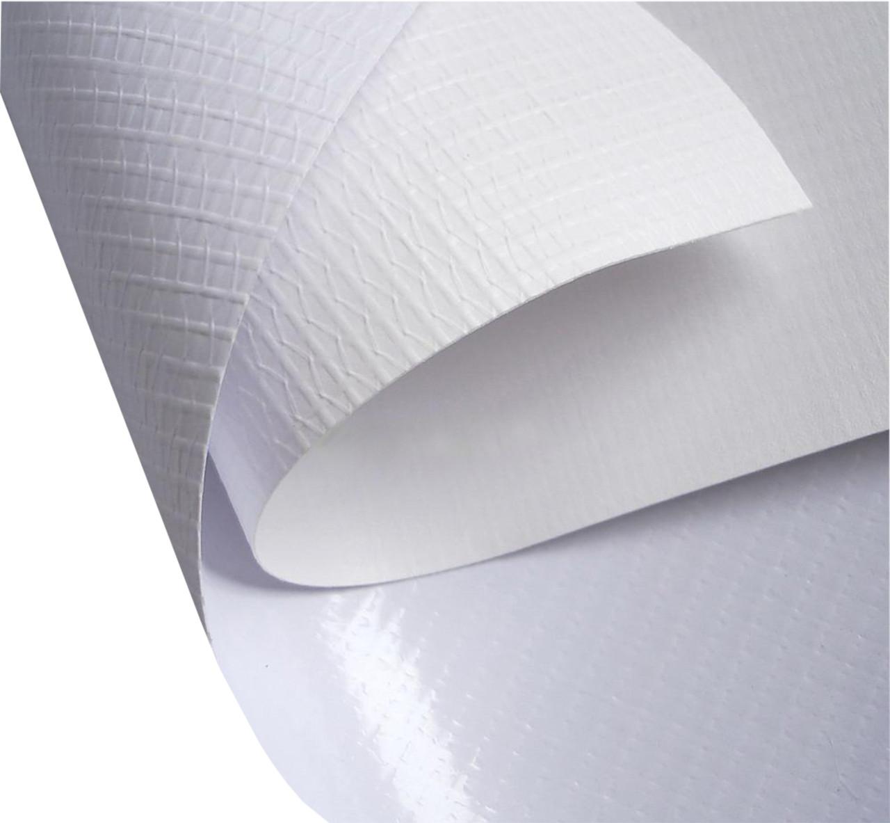 Матовая баннерная ткань (340гр.) 3,2м х 50м
