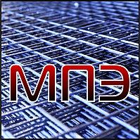 Сетка кладочная 30х30х4 вр1 сварная ГОСТ 23279-85 черная, оцинкованная дорожная в картах